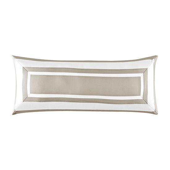 Hotel Center Panel Bolster Pillow