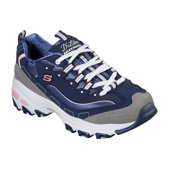 Skechers D'Lites - New Journey Womens Sneakers
