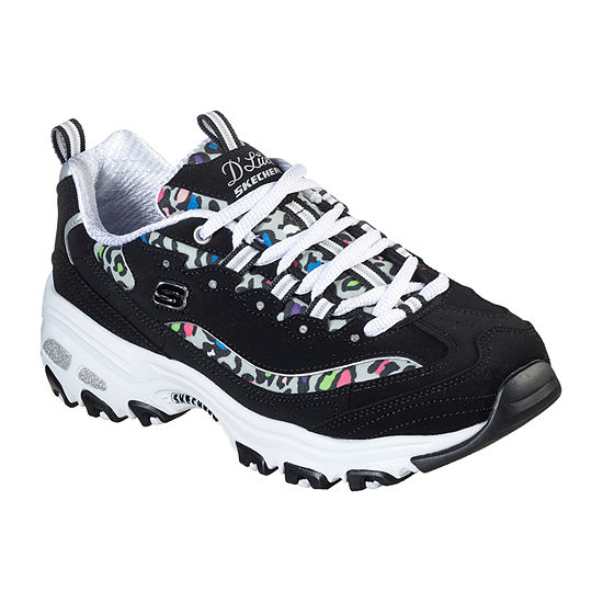 Skechers D'Lite Womens Sneakers
