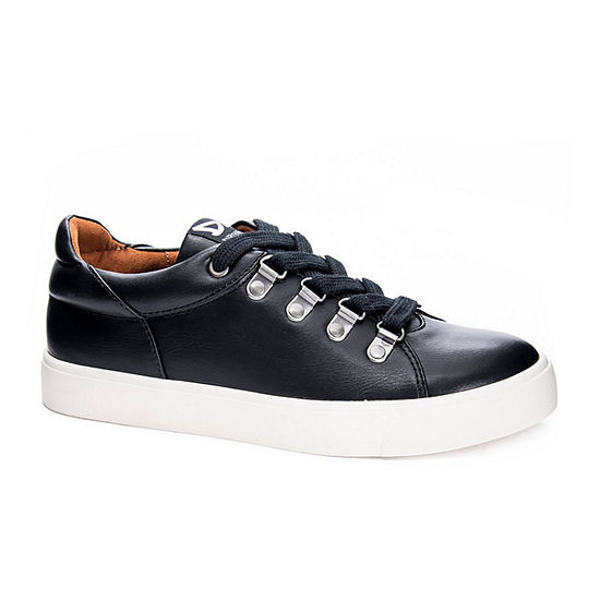 Dirty Laundry Womens Elle Lace Up Sneaker