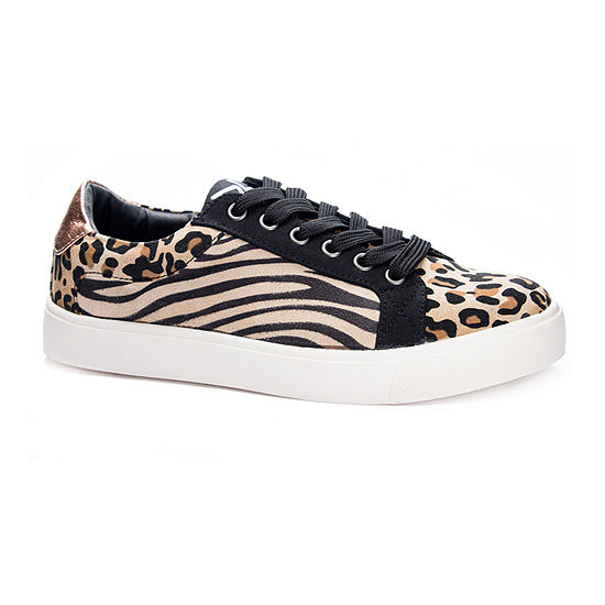Dirty Laundry Womens Embark Lace Up Sneakers
