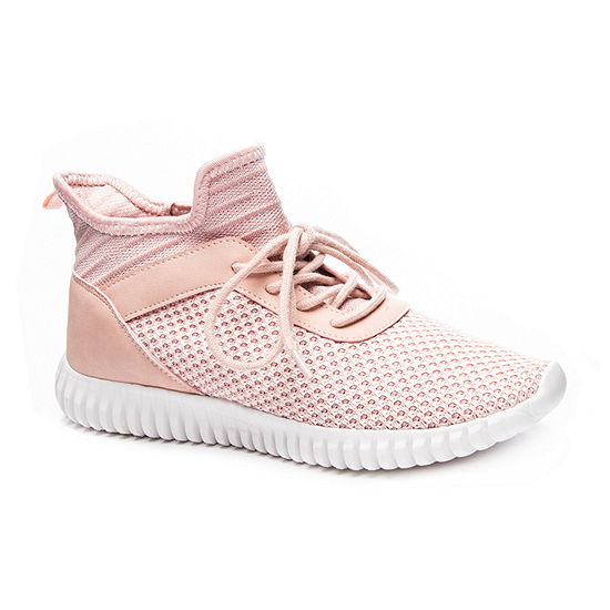 Dirty Laundry Womens Harlen Lace Up Casual Sneakers