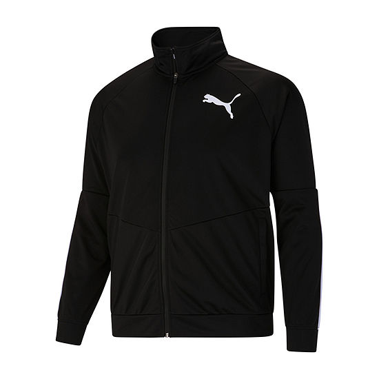 Puma Tricot Lightweight Track Jacket