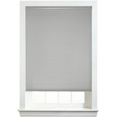 """Custom Cordless ½"""" Light-Filtering Double Cellular Shade - FREE SWATCH"""