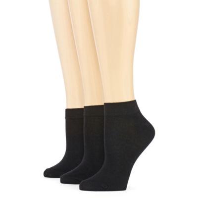 Mixit™ 3-pk. Low-Cut Socks