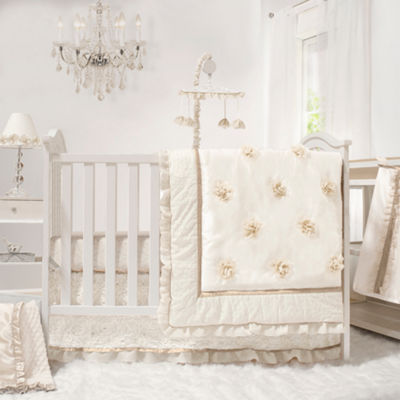 The Peanut Shell Juliette 4-pc. Crib Bedding Sets