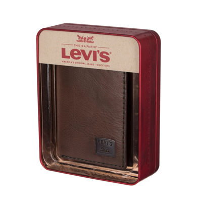 Levi's® Trifold Wallet with Ornament