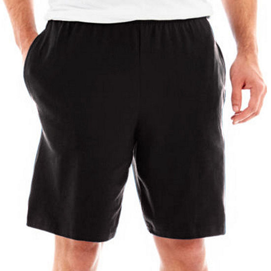 Champion Jersey Mens Workout Shorts