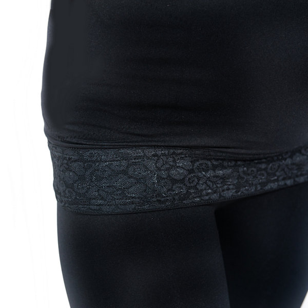 Maternity Seamless Lace Support Band