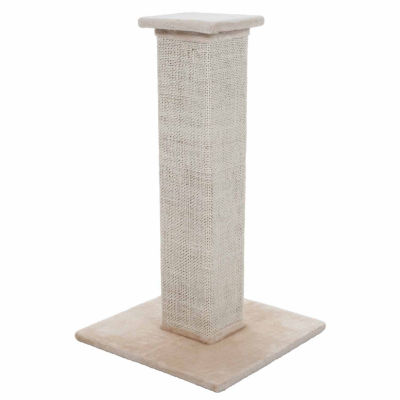 Petmaker 28 inch Sisal Burlap Cat Scratching Post