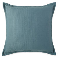 Liz Claiborne Imperial Euro Pillow, One Size , Beige