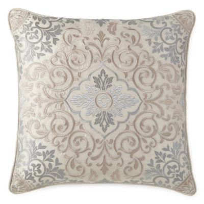 "Croscill Classics® Vincent 16"" Square Decorative Pillow"