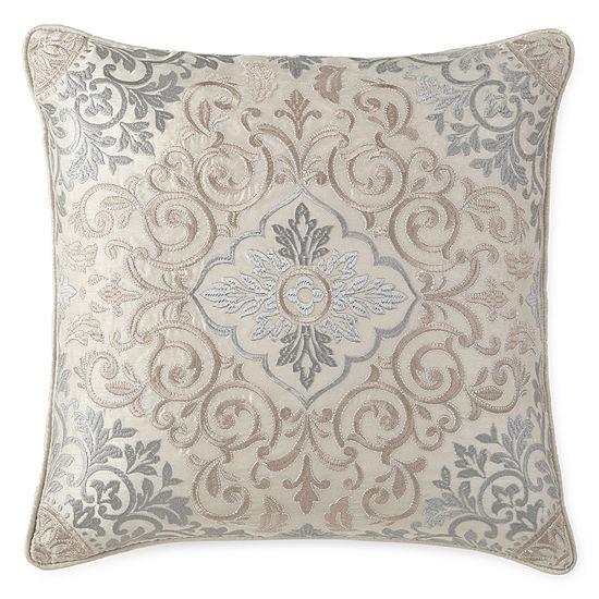 """Croscill Classics® Vincent 16"""" Square Decorative Pillow"""