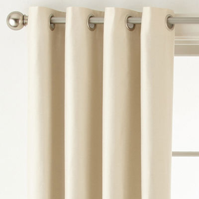 Royal Velvet Supreme Grommet-Top Blackout Curtain Panel