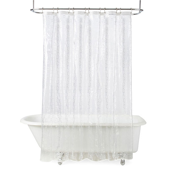Portal Peva Shower Curtain