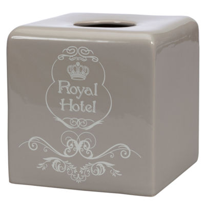 Royal Hotel Tissue Box Cover