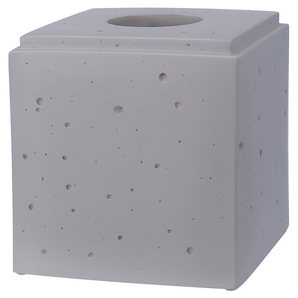 Concrete Tissue Box Cover