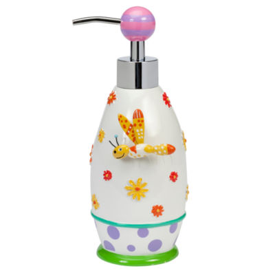 Cute As A Bug Soap Dispenser