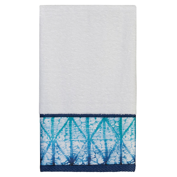 Shibori Bath Towel Collection