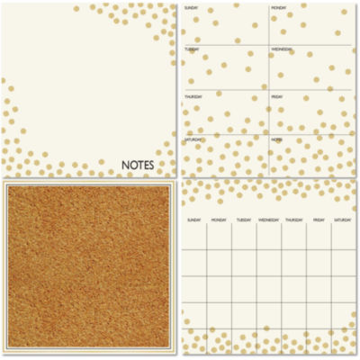WallPops Confetti Organization Kit