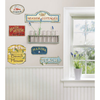 WallPops Beach Wall Decals