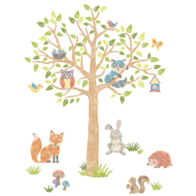 WallPops Woodlands Giant Wall Art Kit