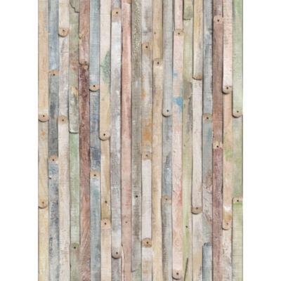Vintage Wood Wall Mural