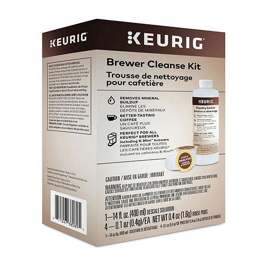 Keurig® Brewer Cleanse Kit