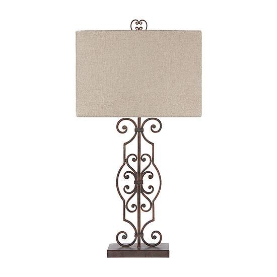Signature Design by Ashley Calidora Metal Table Lamp