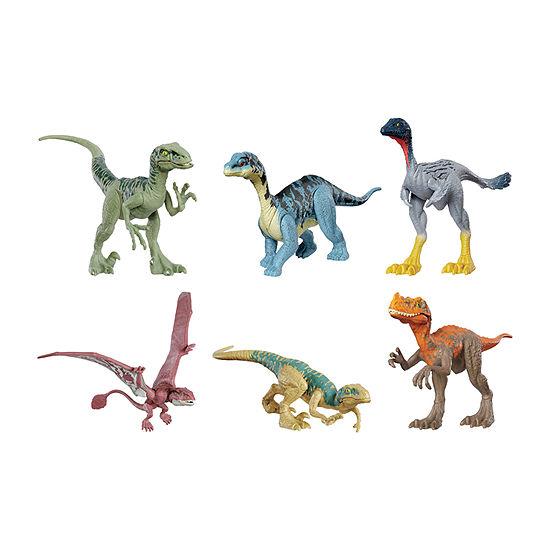 Jurassic World Attack Pack Assortment