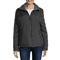 Deals on Free Country Cloud Lite Reversible Midweight Quilted Jacket