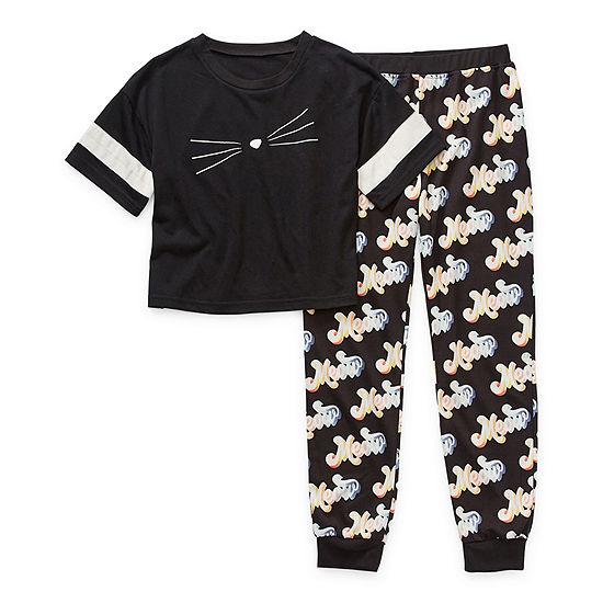Arizona Girls 2-pc. Pant Pajama Set