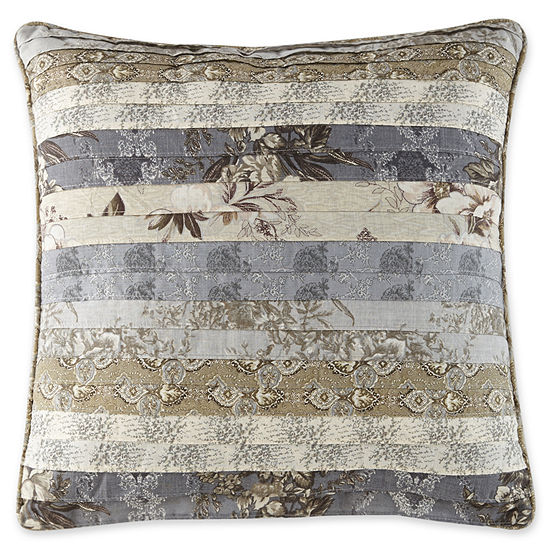 Home Expressions Youngstown Square Decorative Pillow