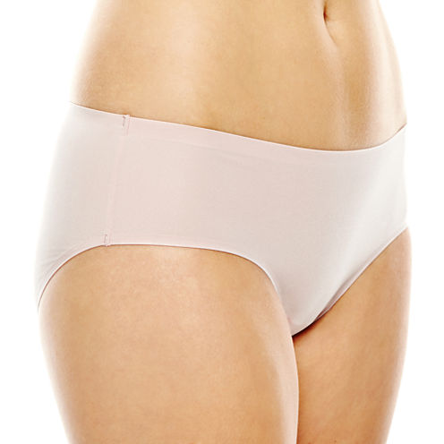 Ambrielle® Bonded Hipster Panties