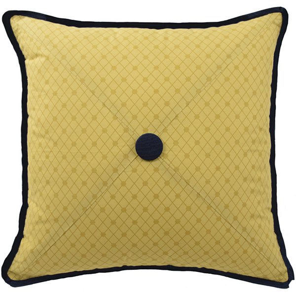 Waverly® Rhapsody Square Decorative Pillow