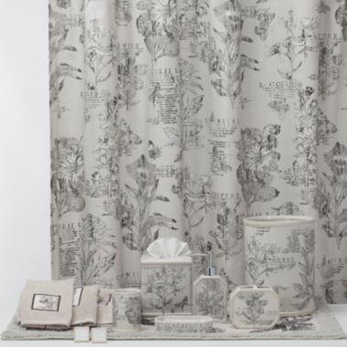 jcpenney.com | Creative Bath™ Sketchbook Botanical Toile Bath Collection