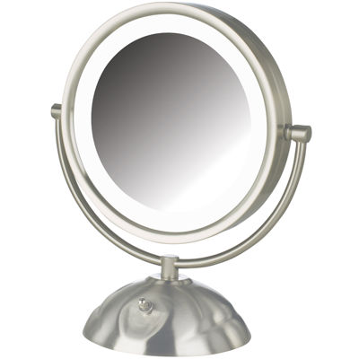 Jerdon Style LED-Lighted Vanity Mirror