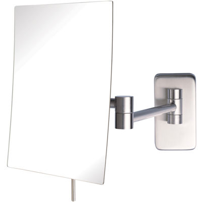 Jerdon Style Wall-Mount Rectangular Mirror
