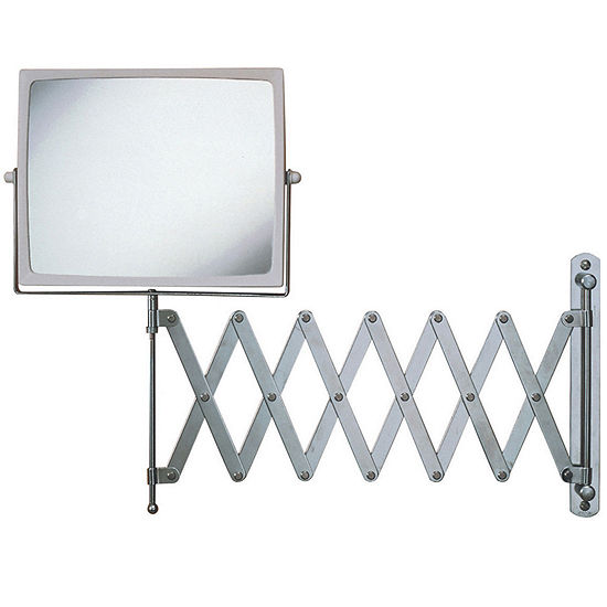 Jerdon Style Hindsight Mirror