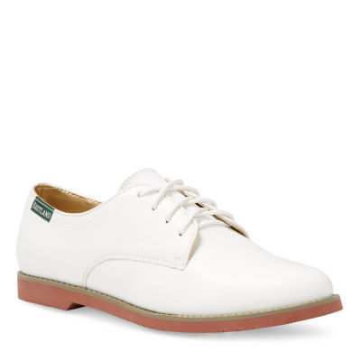 Eastland Womens Bucksport Oxford Shoes Lace-up Round Toe