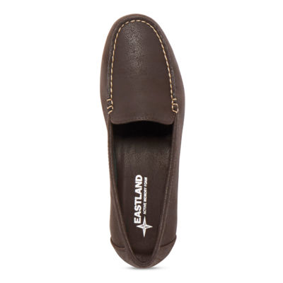 Eastland Womens Courtney Slip-on Loafers