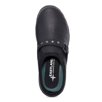 Eastland Womens Cynthia Slip-On Shoes Slip-on Round Toe