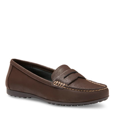 Eastland Womens Montana Slip-on Loafers