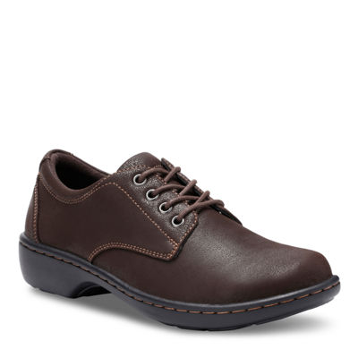 Eastland Womens Pandora Oxford Shoes Lace-up