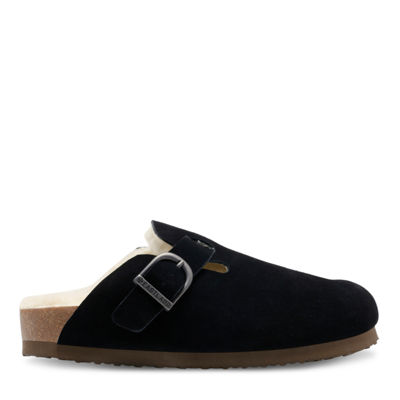 Eastland Womens Gina Round Toe Slip-on Clogs