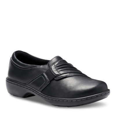 Eastland Womens Piper Slip-On Round Toe Shoes