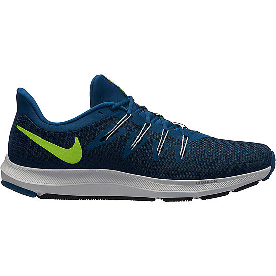 d5652738a66b Nike Quest Mens Lace-up Running Shoes - JCPenney