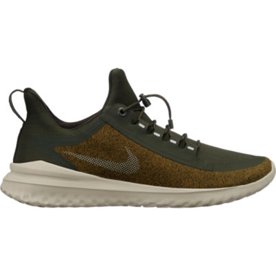 Nike Renew Rival Utility Mens Running Shoes Lace-up