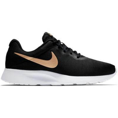 Nike Tanjun Mens Running Shoes Lace-up