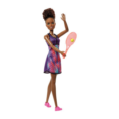 Barbie Tennis Player Barbie Doll